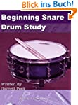 Beginning Snare Drum Study (English E...