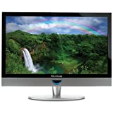 ViewSonic VT1900LED 19-Inch 1366x768 LED LCD HDTV with Versatile Input Connectivity, Black