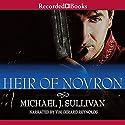 Heir of Novron: Riyria Revelations, Volume 3 Audiobook by Michael J. Sullivan Narrated by Tim Gerard Reynolds