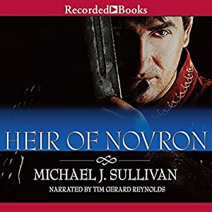 Heir of Novron: Riyria Revelations, Volume 3 by Michael J. Sullivan