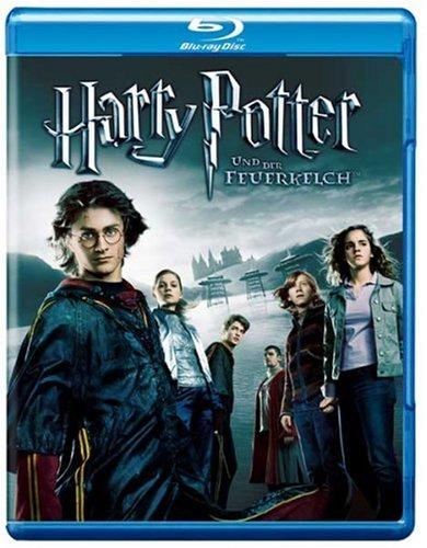 Harry Potter und der Feuerkelch [Blu-ray]