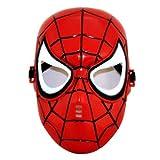 ただのお面じゃない!キッズ大興奮 光るお面! スパイダーマン マスク ch19