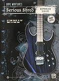 Dave Martones Serious Shred -- Advanced Scales (Book & DVD)