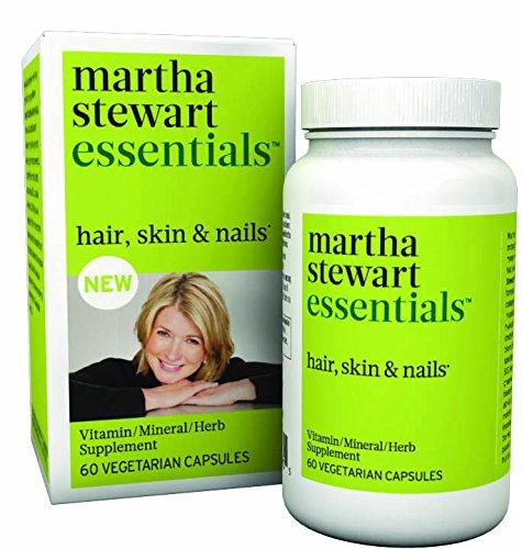 Martha-Stewart-Essentials-Hair-Skin-and-Nails-Supplement-60-Vegetarian-Capsules