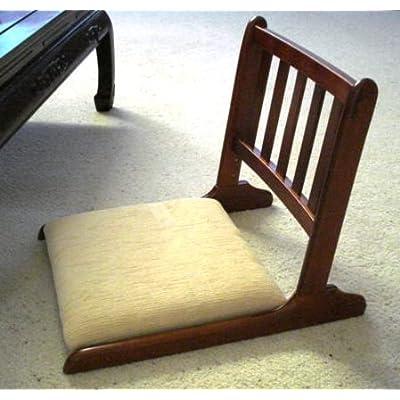 Zaisu Japanese Style Floor Chair Z5150A