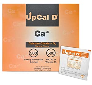 Upcal D - 120 packets