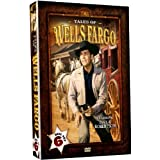 Tales of Wells Fargo - Starring Dale Robertson - 6 DVD SET! ~ Dale Robertson