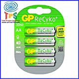 Godrej GP RECYKO AA 2100mAh NiMh Rechargeable Battery Pack Of 4