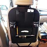 Auto asiento multi - bolsillo de almacenamiento Organizador de viaje bolsa de lana fieltro titular cool