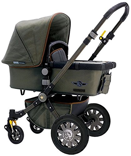 best-off-road-stroller-Bugaboo-Special-Edition-Diesel