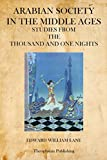 img - for Arabian Society in the Middle Ages: Studies from the Thousand and One Nights book / textbook / text book