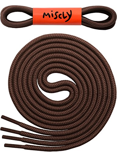 round-shoelaces-3-pairs-5-32-thick-for-shoes-sneakers-boots-by-miscly-27-69-cm-brown