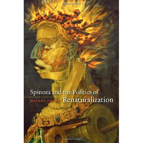 Spinoza and the Politics of Renaturalization