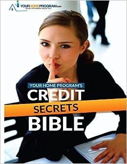 credit secrets book pdf free download