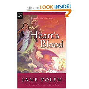 Heart's Blood: The Pit Dragon Chronicles, Volume Two by Jane Yolen