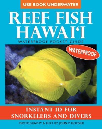 Ebook reef fish hawaii waterproof pocket guide free pdf for Hawaii fish guide