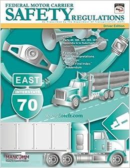 Dot federal motor carrier safety regulations fmcsr for Federal motor carrier number
