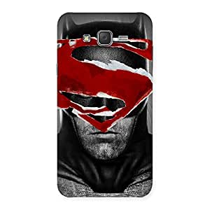 Cute Premier Deal Multicolor Back Case Cover for Galaxy J7