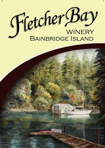 "2012 Fletcher Bay Winery ""Battle Point Red"" Blend 750 Ml"