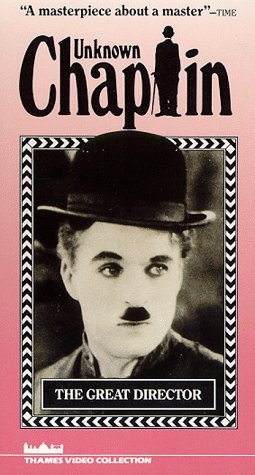Unknown Chaplin: Great Director [VHS] [Import]