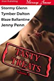 Tasty Treats, Volume 3 [Man to Man, Boiling Point, Swan Song, Claiming Kristen] (Siren Publishing Menage Amour with Manlove)