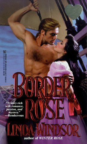 Border Rose (Lovegram Romance)