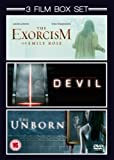3 Film Box Set: The Devil / The Exorcism Of Emily Rose / The Unborn [DVD]