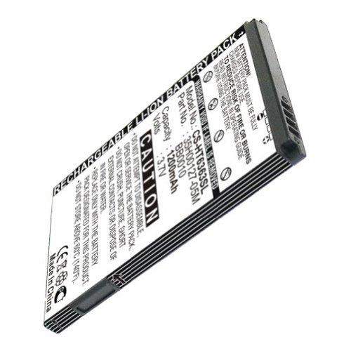 Bluetrade - Batterie haute capacité 1200 mAh pour HTC A6363 Legend
