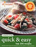 img - for Tried and True Quick and Easy book / textbook / text book