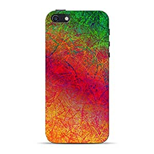 Inkif Printed Designer Case Mobile Back Cover For Apple Iphone Se