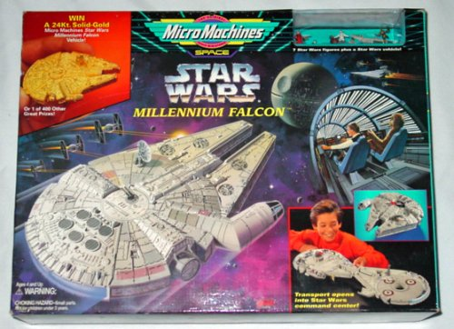star wars micromachines