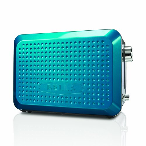 Teal toaster colour play toaster teal at wilko for Schmaler arbeitstisch
