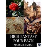 High Fantasy Four-Pack (Fiction Friday)