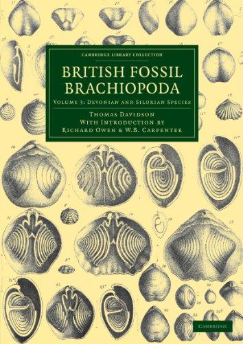 British Fossil Brachiopoda (Cambridge Library Collection - Earth Science)
