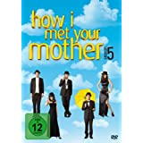"How I Met Your Mother - Season 5 [3 DVDs]von ""Josh Radnor"""