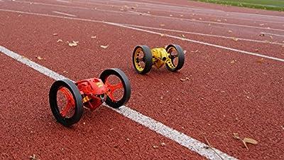 Parrot Jumping Race MiniDrone - Tuk Tuk (Yellow)