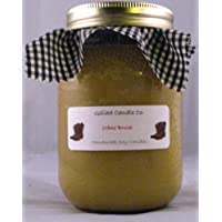 Cr�me Brulee 16oz Hand Poured Soy Candle