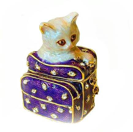 Cat Jewelry Holder And Organizers Keeping Jewelry Neat
