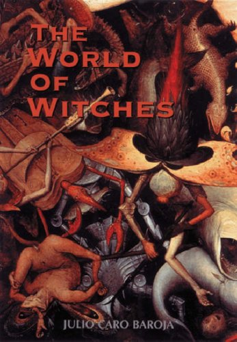 World of the Witches, Baroja,Julio Caro