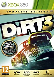 CODEMASTERS DIRT 3 COMPLETE EDITION X3