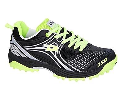 Amazon.com: DITA Kid Junior Hockey Shoe, Black/Lime, J14.5: Shoes