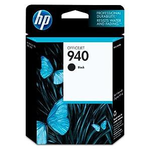 HP 940 Black Ink Cartridge (C4902AN#140)