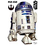 ABYstyle - ABYDCO096_B - Décoration - Star Wars - Planche de Stickers - Muraux R2d2