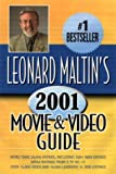 Leonard Maltin's Movie & Video Guide 2001 (0451201078) by Maltin, Leonard