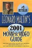 Leonard Maltin's Movie and Video Guide 2001 (Leonard Maltin's Movie Guide (Signet)) (0451201078) by Maltin, Leonard