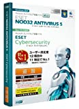 ESET NOD32アンチウイルス V5.2 Windows/Mac対応 追加