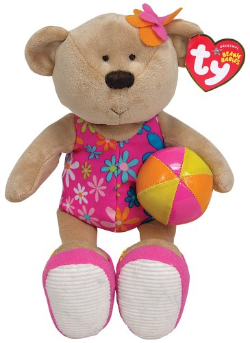 Ty Beanie baby Wailea girl in swimsuit