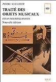 echange, troc Pierre Schaeffer - Traité des objets musicaux
