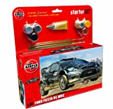 Acquista Airfix A55302 - Serie Large Gift Set: Ford Fiesta WRC