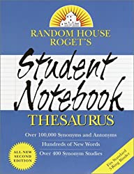 Random House Roget's Student Notebook Thesaurus: Second Edition (Handy Reference Series)